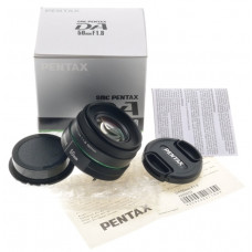 SMC PENTAX DA 50mm F1.8 NEW IN BOX CAMERA LENS 1.8/50 CAPS PAPERS 22177 PERFECT