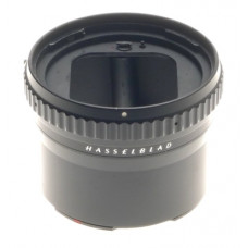 HASSELBLAD 500 CAMERA LENS MACRO EXTENSION TUBE ADAPTER 55 BLACK GOOD CONDITION