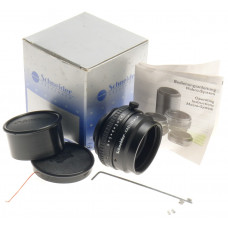 SCHNEIDER APO-COMPONON 2.8/40 MAKRO-IRIS NEW CLOSE UP LENS BOX f=40mm CAPS RARE