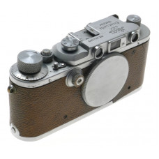 ORIGINAL LEICA IIIA VINTAGE CLASSIC 35mm FILM CAMERA BODY USED CONDITION WORKING