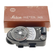 LEICA RANGEFNDER CAMERA LIGHT EXPOSURE METER MR BLACK FITS M4-P M4 M3 USED AS IS