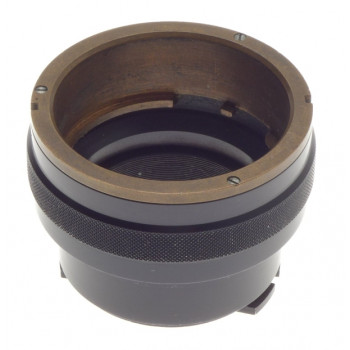 35mm Cameflex 16mm film camera lens macro extention tube used nice condition