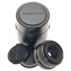 SMC PENTAX-A 1:2.8/28mm MINT PK CAMERA WIDE ANGLE LENS f=28mm CASE CAPS PERFECT