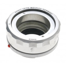 CHROME LEICA FOCUSSING LENS MOUNT ADAPTER 16464 K HELICOID HEAD EXELLENT LEITZ