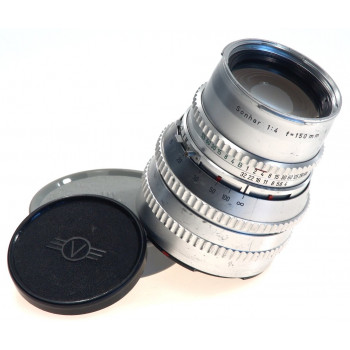HASSELBLAD ZEISS SONNAR CHROME 1:4 f=150mm FITS 500 C/M CM CAMERA CAPS 4/150mm