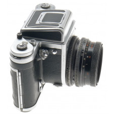 66 PENTACON SIX TL MEDIUM FORMAT CAMERA FINDER MC BIOMETAR 2.8/80mm ZEISS LENS