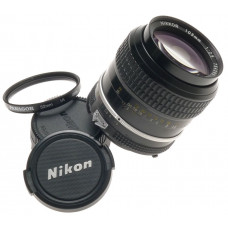 AI NIKKOR 105mm 1:2.5 FILTER CAPS 2.5/105mm NIKON SLR 35mm CAMERA LENS