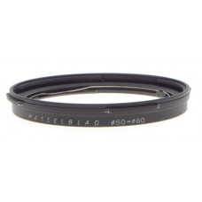 HASSELBLAD 50-60 diameter bayonet mount step up ring lens filter attachment