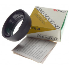 FUJI compact camera HD lens hood HD Parasoleil new old stock box set of 2 units