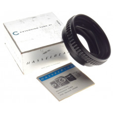Hasselblad V series cameras TIMDC extension tube 21 box 500C/M 501 mint- manual