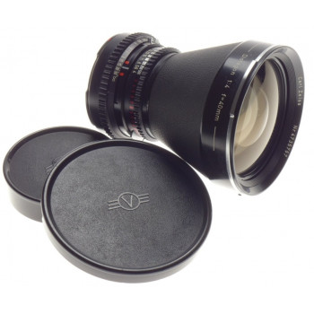 Distagon 1:4/40mm Hasselblad 501 C/M Zeiss wide angle lens f=40mm caps excellent