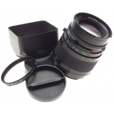 SONNAR 4/150 T* Zeiss Hasselblad camera lens Cas Hood UV filter PRONTOR CF clean