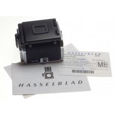 HASSELBLAD V series A16 645 camera film back with dark slide film insert Papers