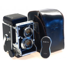 MAMIYA C3 TLR CAMERA PROFESSIONAL 2.8/80mm f=80mm LENS