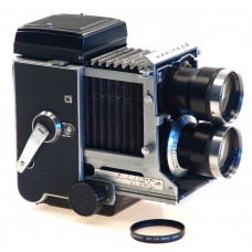 MAMIYA C3 TLR PROFESSIONAL FILM CAMERA 4.5/135mm LENS