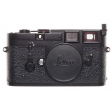 Leica M3 Black Paint Just Serviced Rangefinder film camera body CUSTOM #1073134