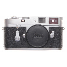 Leica M2 Just Serviced Rangefinder 35mm Camera body fast loader ready to shoot