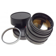 Leica Summilux 1:1.4/50mm Chrome Silver Lens Filter Fast glass fits M10-P f=50mm