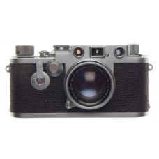 Just Serviced LEICA IIIf Leitz 3f Rangefinder camera Summicron f=5cm 1:2 CLA'd