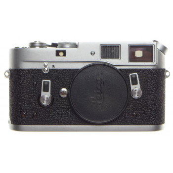 Body M4 chrome Leica M rangefinder camera 35mm film EXCELLENT clean lightly used