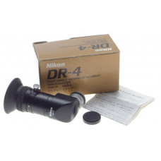 DR-4 RIGHT ANGLE SLR CAMERA VIEWFINDER NIKON VIEWER ATTACHMENT WINKELSUCHER BOX