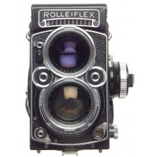 Rolleiflex 2.8F TLR camera Zeiss Planar 2.8/80mm lens prism PLATE Grip dream kit