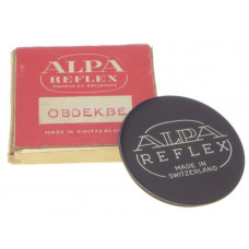 ALPA REFLEX SLR CAMERA LENS OBDEKBE VINTAGE BLACK LENS CAP BOXED CLEAN CONDITION