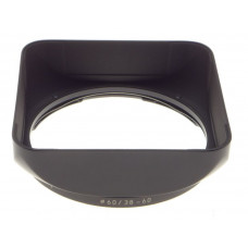 SWC Hasselblad Super wide Angle camera Biogon lens hood shade 60 original 38-60