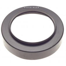 Hasselblad 50 camera lens hood shade screw in type f=50mm wide angle clean black