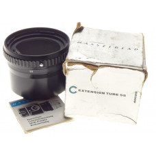 Extension tube 55 close macro Hasselblad V series medium format camera tube box