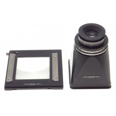 Hasselblad chimney viewfinder focusing ground glass screen for 500C/M 501 SWC