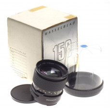 Hasselblad Sonnar 2.8 f=150mm Black Zeiss lens for 2000 FC Series MINT caps box