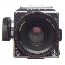 Hasselblad 503cx camera zeiss planar 2.8/80mm T* f=80mm Prontor CF A12-6x6 back