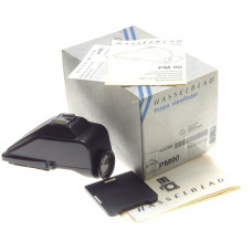 HASSELBLAD PM90 PRISM VIEWFINDER 42288 BOXED PAPERS CAP BLUE LINE EDITION MINT