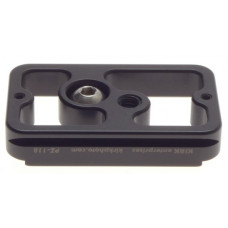 KIRK ENTERPRISES PZ-118 CAMERA BASE PLATE TRIPOD ADAPTER FOR LEICA M8 HAND GRIP