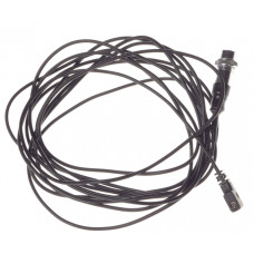 SINAR related sync photography camera flash cable long used black chrome fitting