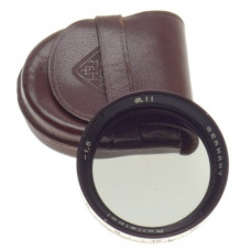 ROLLEIFLEX TLR 120 ROLL FILM CAMERA ROLLEIPOL POLAROID LENS FILTER CASE RII -1,5