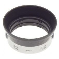 IROOA SUMMICRON 1:2/35mm SUMMARON 1:2.8/35mm LEICA USED CAMERA LENS HOOD SHADE