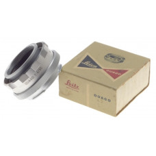 HELICOID LEICA f=90 FOCUSSING LENS MOUNT ADAPTER OUAGO 1:4/90mm ELMAR LENS BOXED