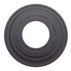 WETZLAR LEICA 16558 Z ADAPTER RING 1:4/90 USED 1:2.8/90 BOX 1:3.5/65 LEITZ MINT-