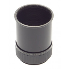 SUMMITAR SUMMAR ELMAR 5cm M1:1 LEICA BLACK PAINT MACRO ADAPTER MOUNT TUBE M39