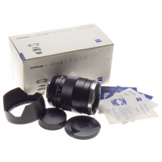 Carl Zeiss DISTAGON 1.4/35mm ZE bayonet mount NEW lens boxed f=35mm hood cap kit