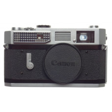 CANON Model 7 rangefinder chrome 35mm camera body only ready for 0.95/50mm lens