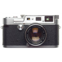 Yashica NICCA YF Yashinon 3 lens kit L39 mm Leica screw mount 35mm rangefinder