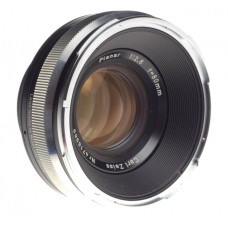 ROLLEI SL66 Zeiss Planar 1:2.8 f=80mm medium format coated chrome camera lens