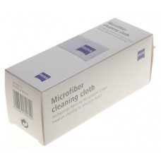 Carl Zeiss microfibre lens cleaning cloth new sealed unused boxed premium