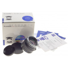 Carl Zeiss Planar 2/50 ZM T* New boxed Leica mount RF camera lens f=50mm caps
