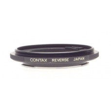Carl Zeiss Contax reverse ring lens adapter mount black rare fits SLR camera