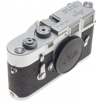 JUST SERVICED M3 LEICA 35mm CLASSIC RANGEFINDER FILM CAMERA WORKING PERFECTALLY