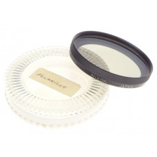 NIKON POLAR 52mm 35mm ANALOG 35mm FILM CAMERA LENS FILTER POLARIZER CLEAN CONDIT